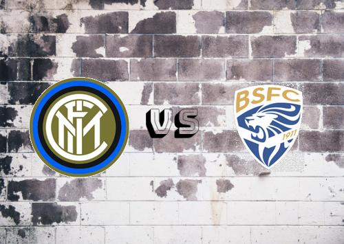 Internazionale vs Brescia   Resumen
