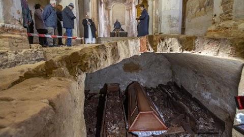Döbbenet: nők, gyerekek és papok földi maradványaira leltek Zala megyében