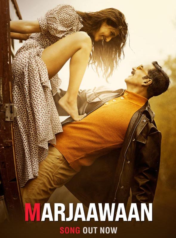 Marjaawaan, from upcoming movie BellBottom