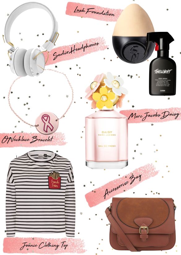 *Birthday Wish List ft. ONecklace
