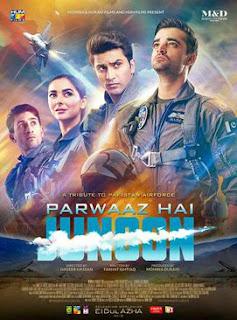 Parwaaz Hai Junoon 2018 Pakistani 480p HDRip 500MB