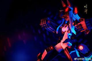 Wonder Festival 2021 - Winter - : Hobby Japan, EMONTOYS, Snail Shell, Mimeyoi, AniGift.