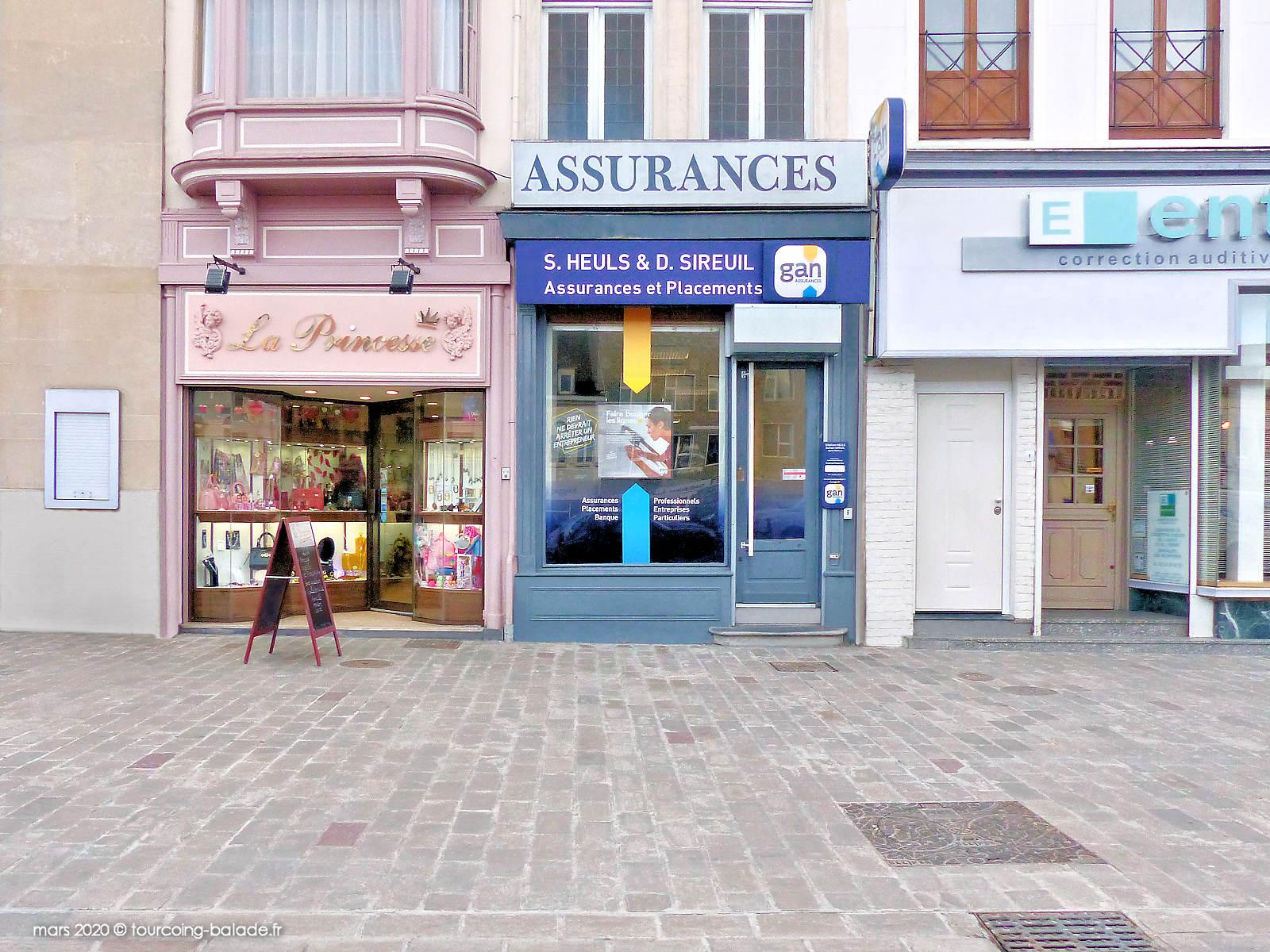 Assurances Gan, Tourcoing 2020