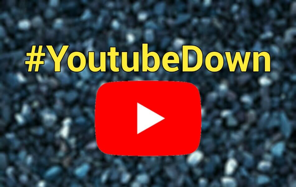 YouTube Down? YouTube 503 Error? Kyu Hua Tha YouTube Down?