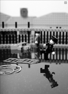 Decisive moments in Lego