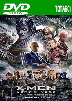 X-Men: Apocalypse (2016) DVDRip