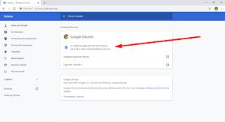 Mengatasi Icon Pensil (Sesuaikan) Tidak Ada Pada Google Chrome