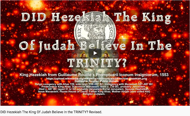 Is the Trinity false?