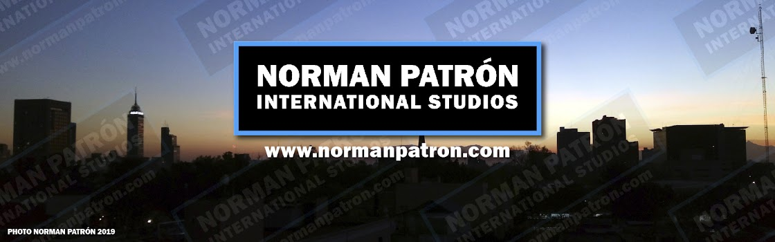 Norman Patrón International Studios Blog