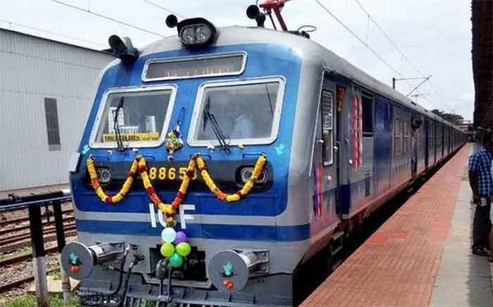 o MEMU train has untouchable rule in north Kerala?