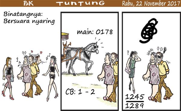 Prediksi Gambar Pak Tuntung Rabu 21 11 2017