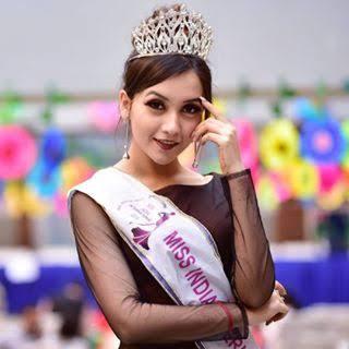 "DEL48 Sanvi Arora ""Anvi"" was a winner of Miss India International"