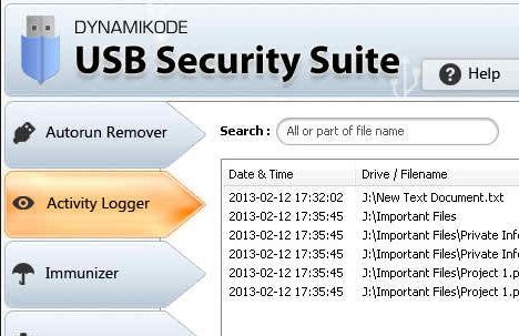 Dynamikode USB Security free download for pc