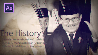 "Selamat Jalan Pahlawanku ""BJ Habibie"" - After Effect Indonesia"