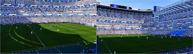 PES 2020 Santiago Bernabéu Stadium by Ttb