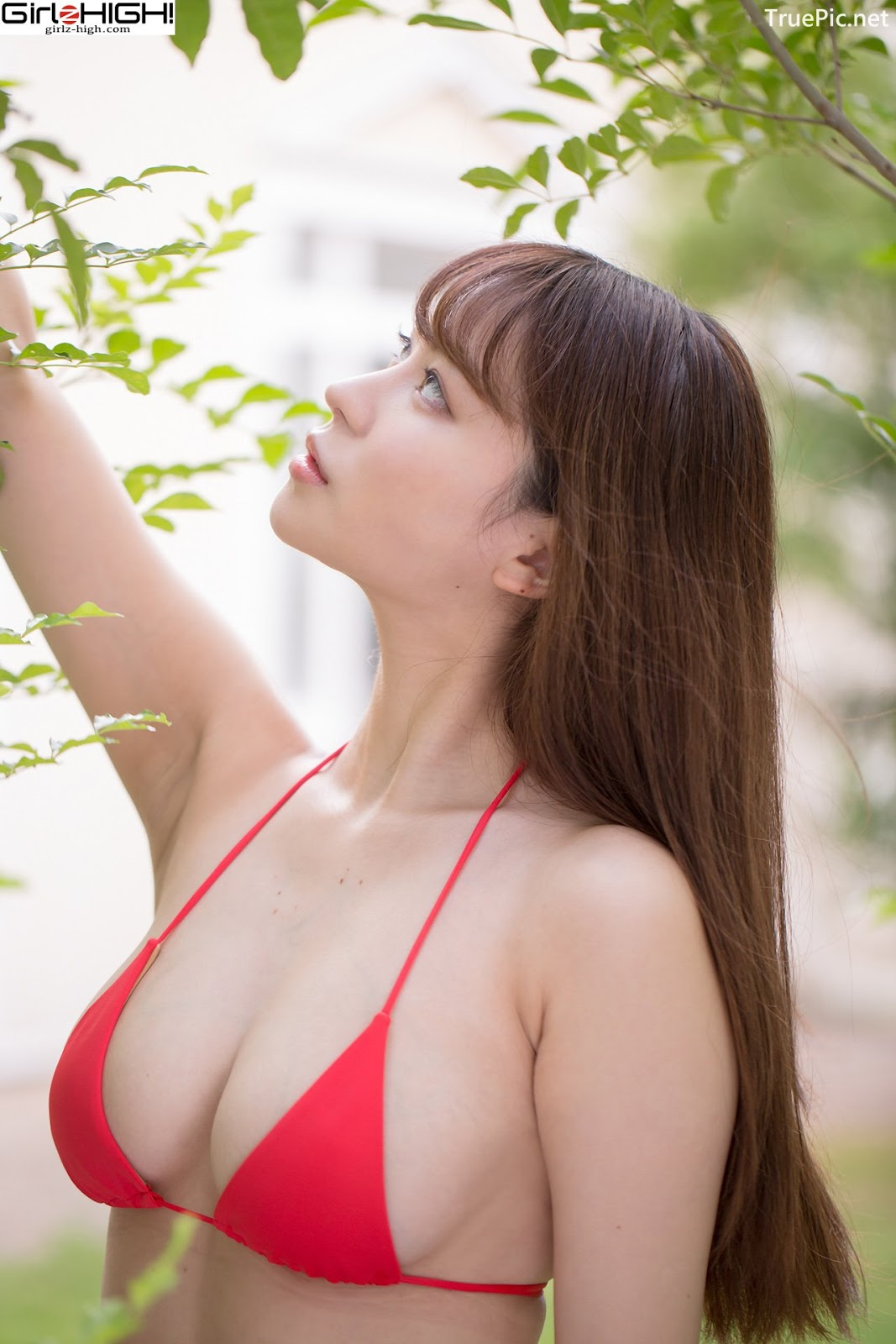 Image Japanese Gravure Idol - Kasumi Yoshinaga - Girlz High Album - TruePic.net - Picture-7