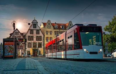 تجربة,جديدة,في,فيينا,تشرك,ركاب,الترام,والميترو,في,نقل,الطرود