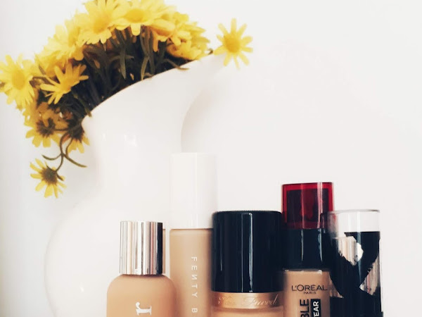 My Foundations // Review