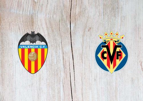 Valencia vs Villarreal -Highlights 30 November 2019