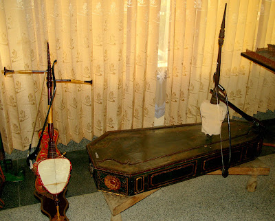 Museum Cakraningrat Bangkalan Alat Musik Tradisional