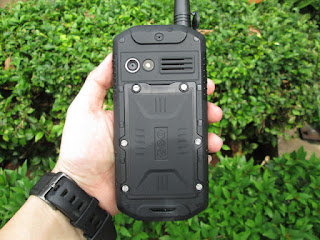 Hape Walkie Talkie Outdoor Runbo Q5 Seken IP67 Certified
