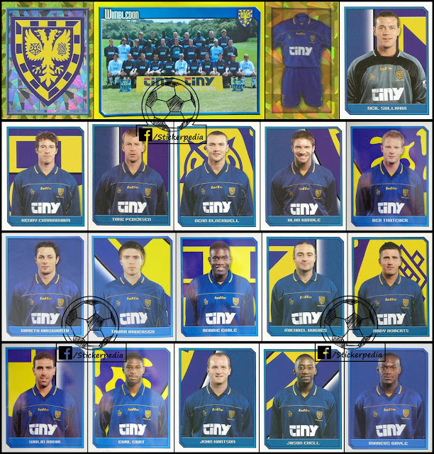 Merlins Premier League 2000 Wimbledon
