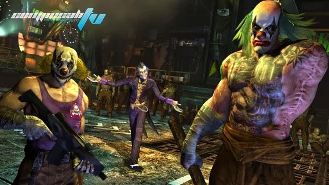 Batman Arkham City GOTY Steam Edition PC Full Español