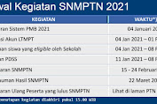 Jadwal Seleksi SNMPTN 2021, Cek Sekarang !