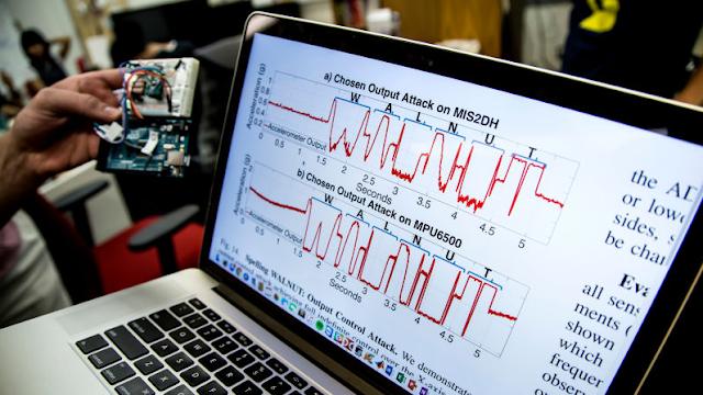 Virus Musik, Tehnik Meretas Smartphone Terbaru Dengan Gelombang Suara Telah Di Temukan.