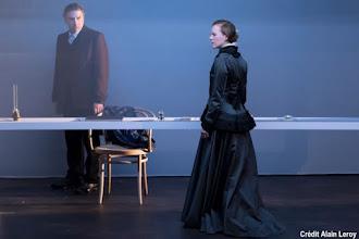 Théâtre : La révolte, de Villiers de L'Isle Adam - Avec Julie-Marie Parmentier, Olivier Cruveiller - Théâtre de Poche Montparnasse