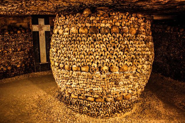 katakumby w Paryżu
