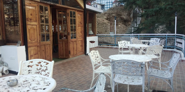 Open terrace_a part of the Restaurant