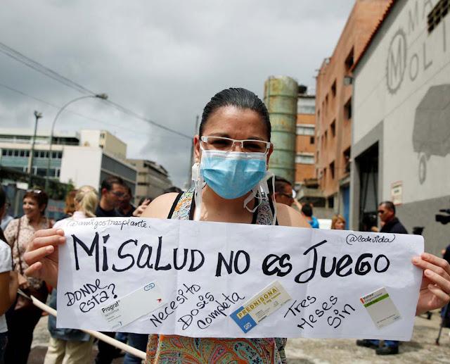"""""""Para muchos venezolanos es sumamente difícil obtener atención médica esencial"""""""