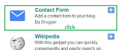 How To Add Simple Contact Form