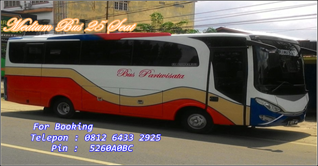 Sewa Medium Bus Medan