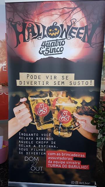 Blog Apaixonados por Viagens - 4e5 Bar - Barra da Tijuca - Onde comer no Rio