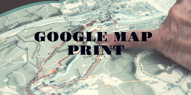 Print Directions from Google Maps Doesn't Have to Be Hard. It's Easy If You Do It Smart