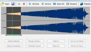 Cara Memotong Lagu di PC