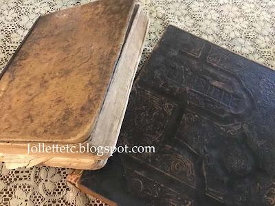 2 Davis Bibles https://jollettetc.blogspot.com