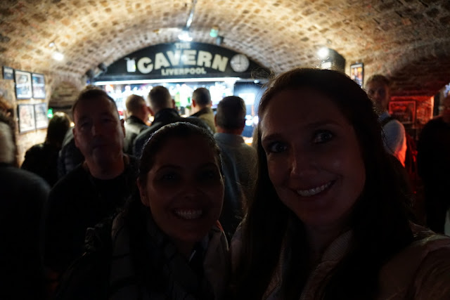 The Cavern Club Liverpool