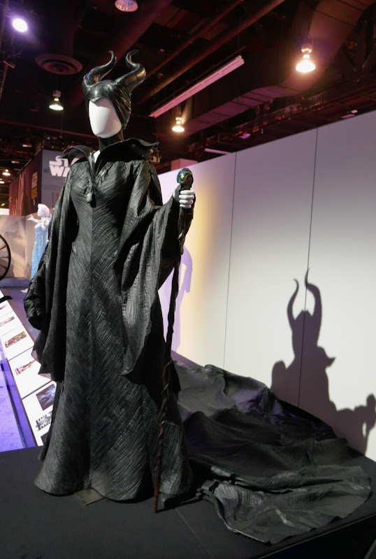Maleficent curse costume