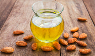 Sweet Almond Oil For Growing Hair