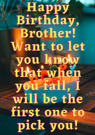birthday wishes for little bro