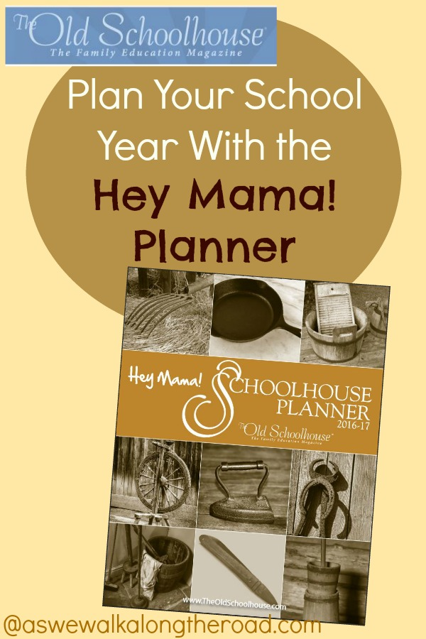 Review of Hey Mama planner