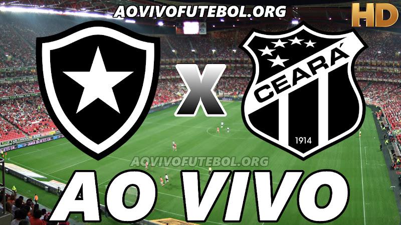 Botafogo x Ceará Ao Vivo na TV HD
