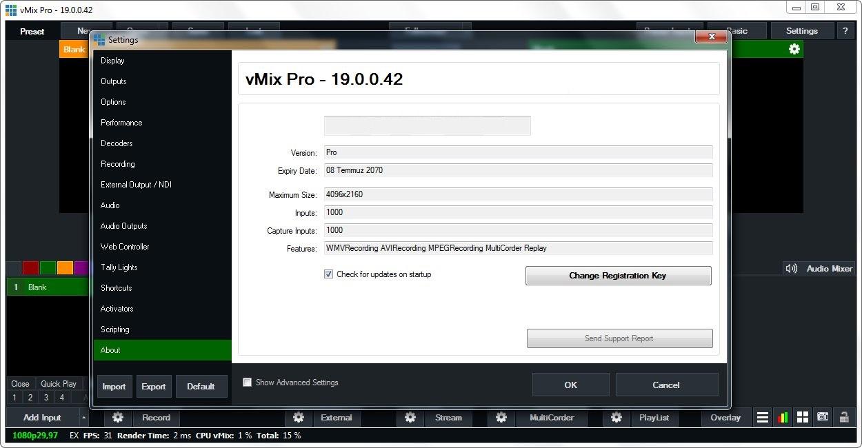 vMix Pro