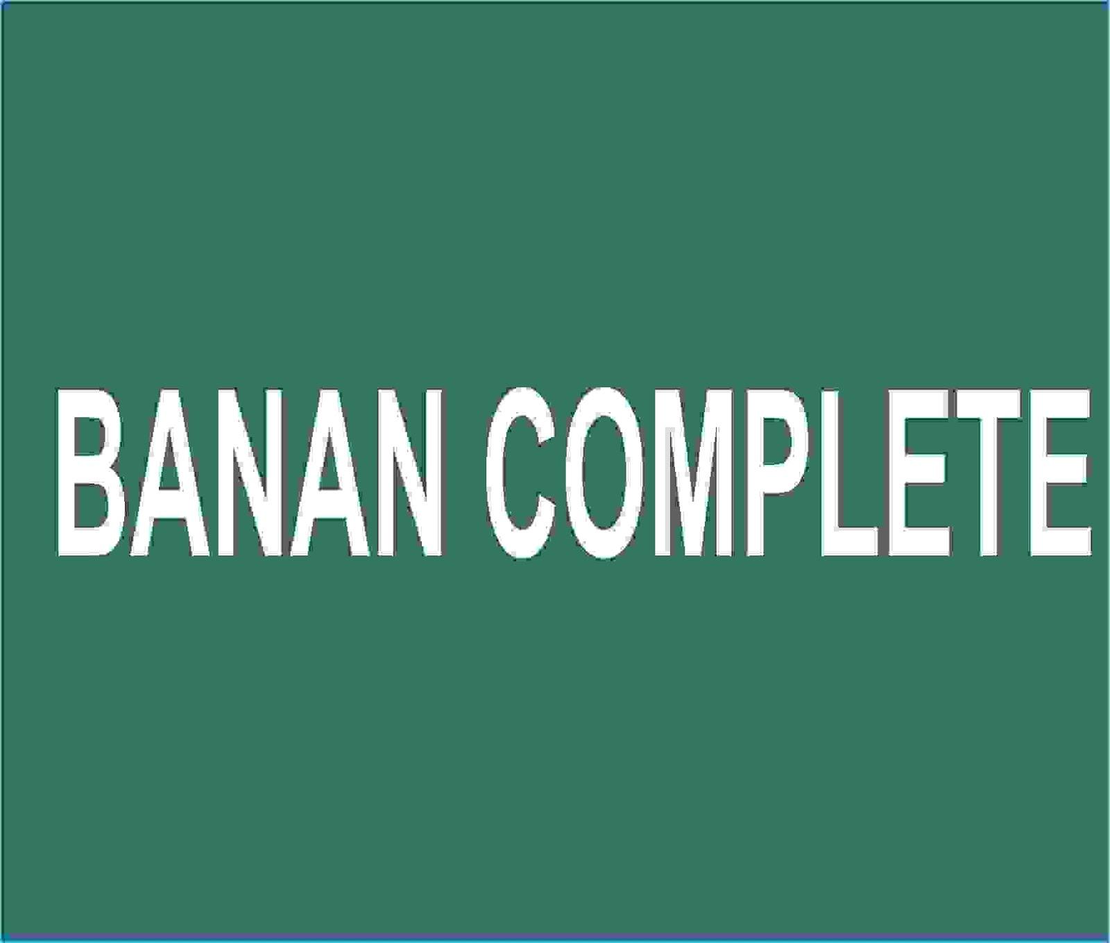 BANAN COMPLETE - Gidan Novels | Hausa Novels