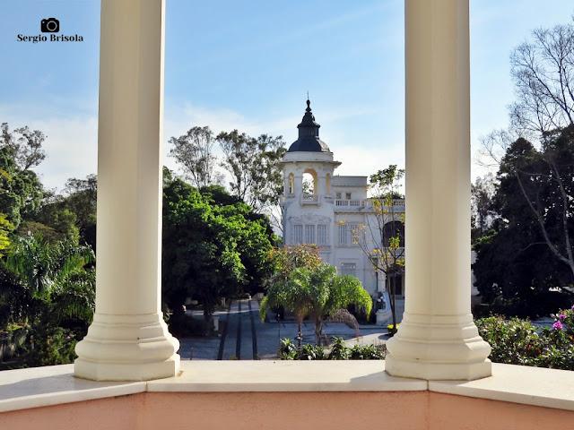 Palacete Rosa - Vista desde o Minarete