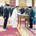 Pelantikan PJ Bupati Drs Ec H Jonathan Judianto MMT