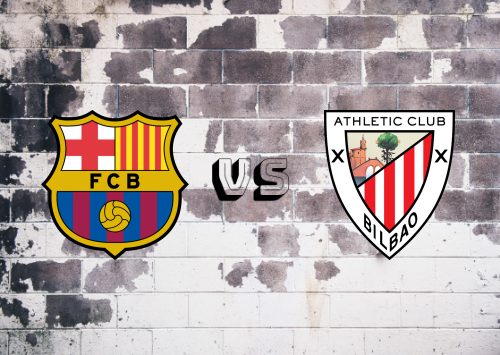 Barcelona vs Athletic Club  Resumen y Partido Completo